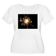 Fourth of July Sparkler T-Shirt