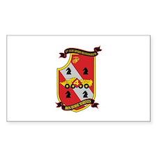 4th LAR Battalion Decal