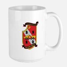 4th LAR Battalion Mug