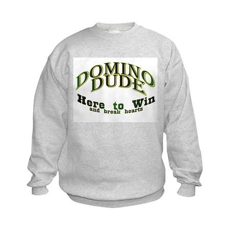 Dominoes! Kids Sweatshirt