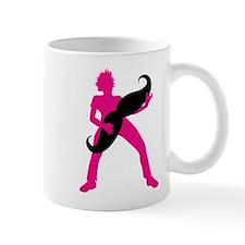 Hair Guitar Mug