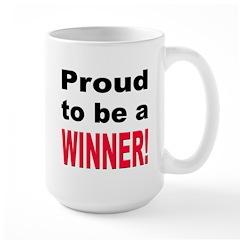 Proud Winner Mug