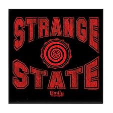 Strange Skate Tile Coaster