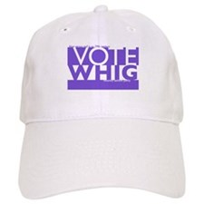 Vote Whig purple merged Cap