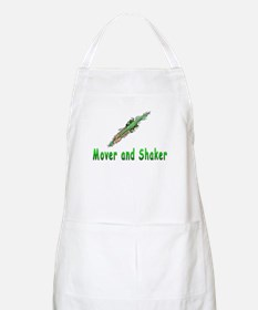 Jewish Mover and Shaker BBQ Apron