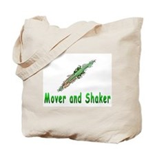 Jewish Mover and Shaker Tote Bag