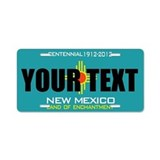 New mexico License Plates