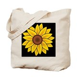Sunflowers tote bags Canvas Totes