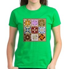 Harvest Moons Quilts Tee