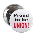 Proud Union Button