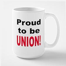 Proud Union Ceramic Mugs