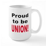 Proud Union Large Mug
