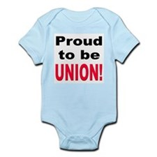 Proud Union Infant Creeper