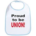 Proud Union Bib