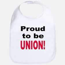 Proud Union Bib
