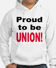 Proud Union (Front) Hoodie