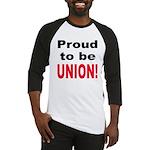 Proud Union Baseball Jersey