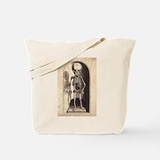 Skeletal Child Alcove Tote Bag