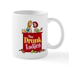 Two Drunk Ladies 2 Mug