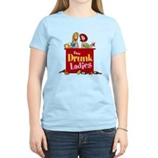 Two Drunk Ladies 2 T-Shirt