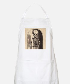 Skeletal Child Alcove Apron