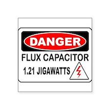 Danger FC Rectangle Sticker
