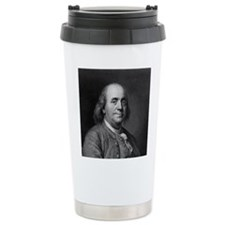 Ben Franklin An American Portrait.jpg Travel Mug
