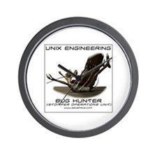 Wall Clock: Bug Hunter