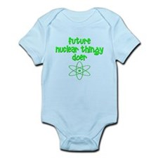 Future Nuclear Doer Infant Bodysuit