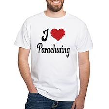 I Love Parachuting Shirt