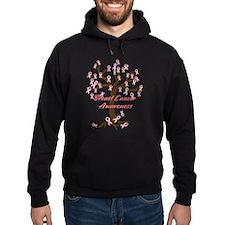 Breast Cancer Awareness Tree Hoodie