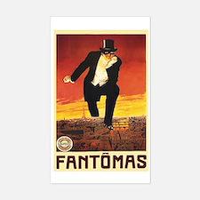 Fantomas 1913 Decal