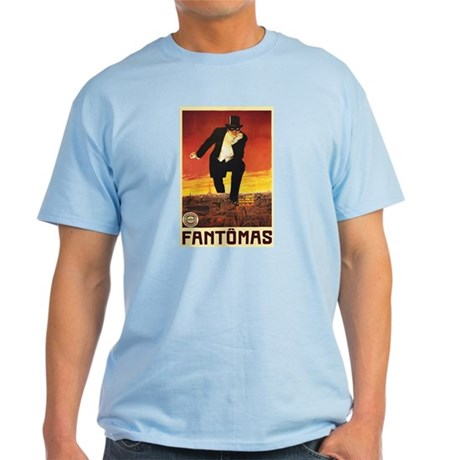 Fantomas 1913 Light T-Shirt