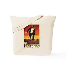 Fantomas 1913 Tote Bag