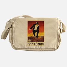 Fantomas 1913 Messenger Bag