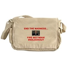 FIRE BETTMAN Messenger Bag