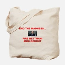 FIRE BETTMAN Tote Bag