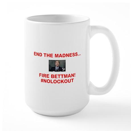 FIRE BETTMAN Large Mug