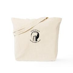 Hemisfair Engraved, Tote Bag