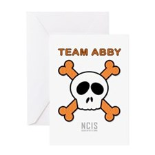 TEAM ABBY Greeting Card