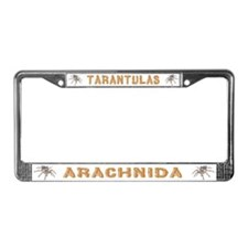 Tarantula License Plate Frame