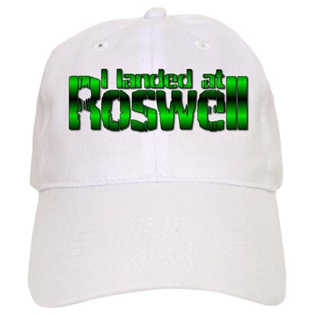 I landed at Roswell Cap