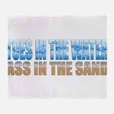 Toes in the Water ~ Ass In The Sand Stadium Blank