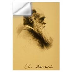 Charles Robert Darwin Wall Decal