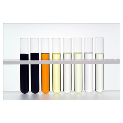 Oil products Poster