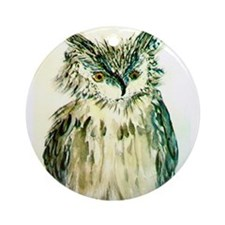 Wol Ornament (Round)