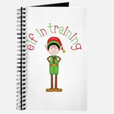 Elf in Training Journal