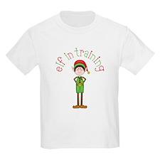 Elf in Training T-Shirt