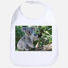 Cute koala Bib
