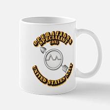 Navy - Rate - OS Mug